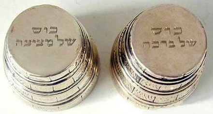 German circumcision cups--inscriptions